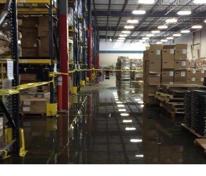 Commercial Flooding: Getting Your Business Back Up To Speed